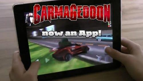 经典游戏:死亡赛车 Carmageddon 今夏将登陆App
