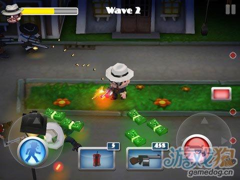 射击游戏《疯狂黑手党》v2.0新版下载