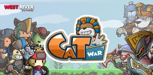Android策略塔防类游戏推荐:群猫大战 Cat War