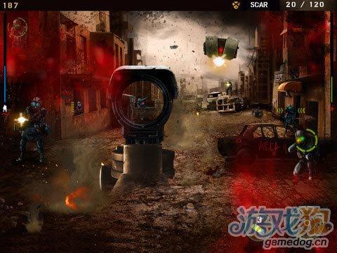 iOS射击游戏:赶尽杀绝 v2.1.2更新下载
