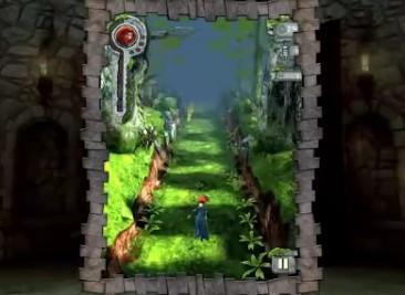 和公主一起奔跑 TempleRun:Brave 14日发布