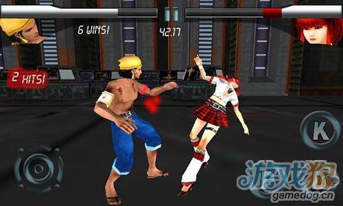 Android平台首款 美女格斗 v1.1.2.1游戏更新下载