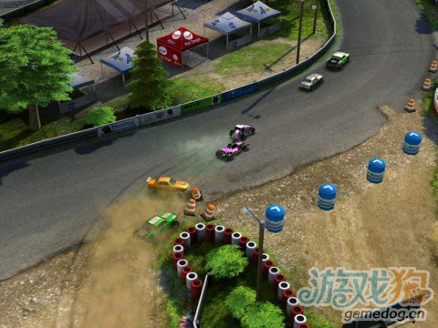 鲁莽赛车2 v1.0.5iPad版 让暴力延续