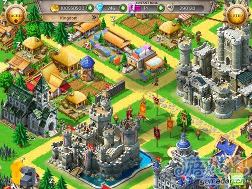 仿真战略游戏Kingdoms&Lords即将迎来发布