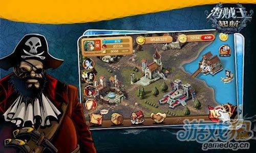 十八世纪航海争霸游戏:海贼王起航吧