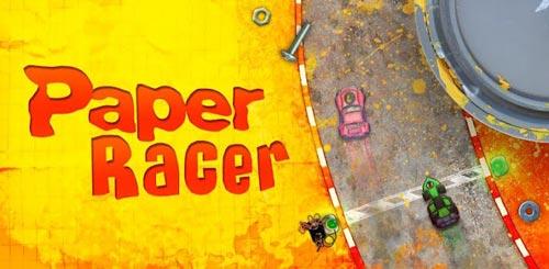 安卓新款赛车游戏:纸质赛车 试玩评测
