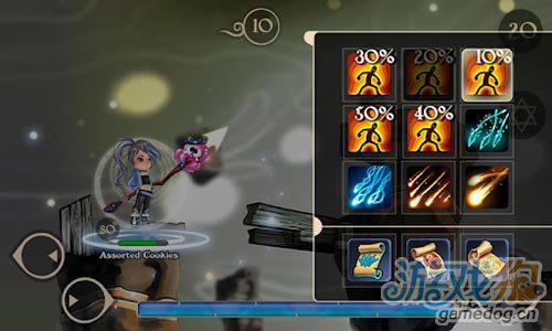 安卓动作冒险游戏《法师攻击》来场魔法师的较量