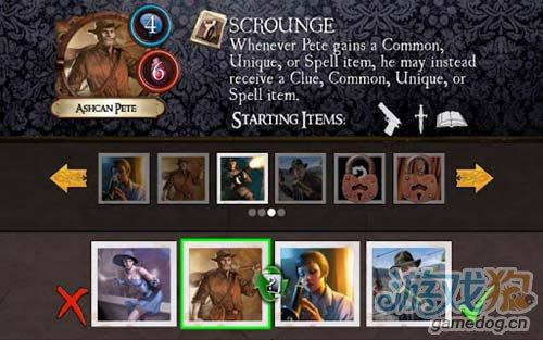 《远古封印:预兆》游戏画面