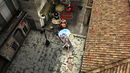 Android大型3D角色扮演游戏:灵魂争霸v0.8.0更新