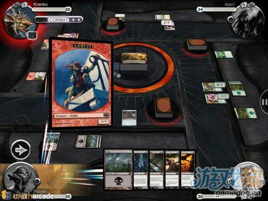 桌面益智游戏《Magic the Gathering》将20日发售