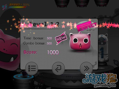 独特的原创街机游戏《Disco Kitten》即将发布