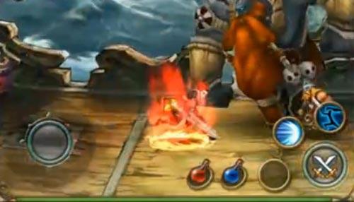 绚丽2D横版虚拟摇杆ACT游戏:Goblin Mobile将发布