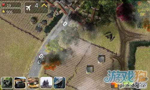 《丛林塔防》(Lush Tower Defense)游戏画面