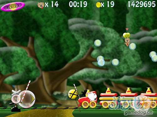 轻松逗趣街机游戏《Balloon Loons》6月24日发布