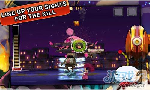 安卓可爱塔防射击游戏:虫子大作战 消灭外星小虫