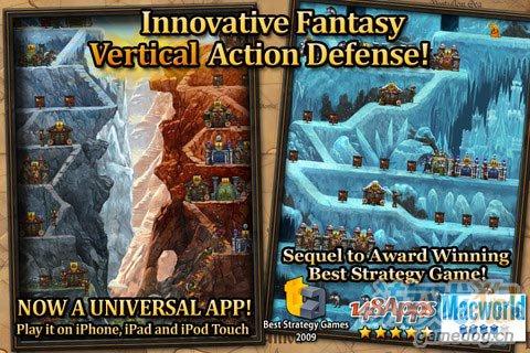 防御者编年史2 iPhone版v1.1.1更新下载2