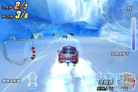 竞速游戏《雷霆赛车2》安卓高清版更新4