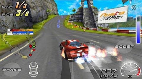竞速游戏《雷霆赛车2》安卓高清版更新5