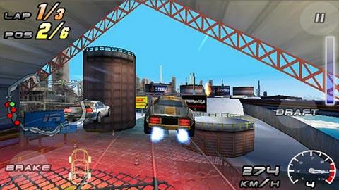 竞速游戏《雷霆赛车2》安卓高清版更新6