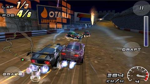 竞速游戏《雷霆赛车2》安卓高清版更新7