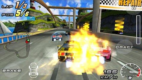 竞速游戏《雷霆赛车2》安卓高清版更新8