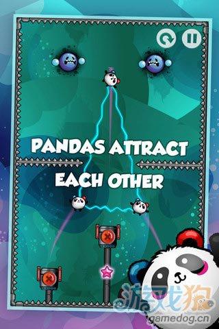 iOS益智休闲限免游戏推荐:纳米熊猫 可怕的实验室4