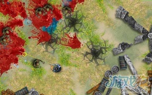 安卓双摇杆射击游戏:突变体Mutant 新手入门评测4