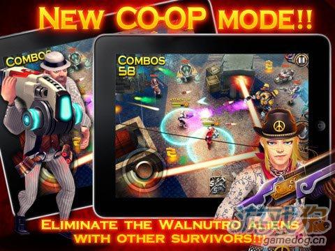 炫丽3D射击游戏:枪火战线Pro新版下载1