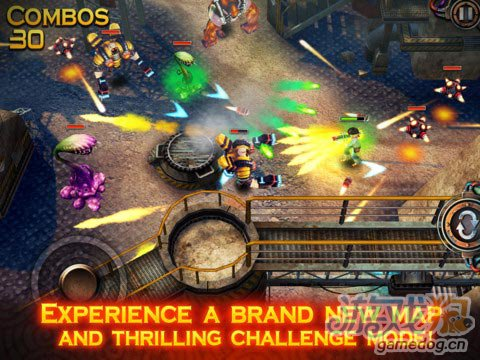 炫丽3D射击游戏:枪火战线Pro新版下载2