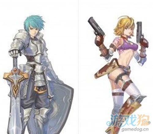 日式RPG《埃尔加大陆:启示录的预言》夏季发布