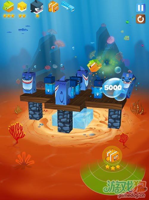 益智休闲游戏:Fish Heroes月底与大家见面1