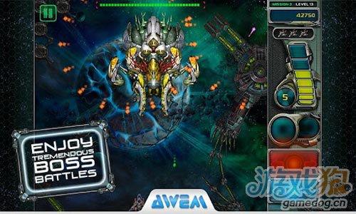安卓飞行射击游戏:星际守护者3 v1.7.0图6