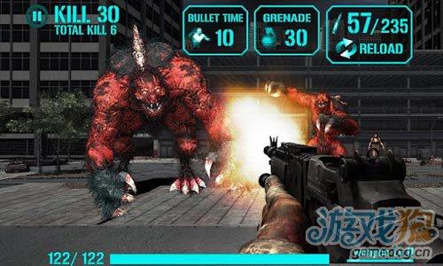 安卓射击游戏:枪火僵尸重装上阵 v1.1.3新版更新2