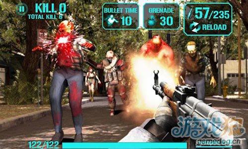 安卓射击游戏:枪火僵尸重装上阵 v1.1.3新版更新3