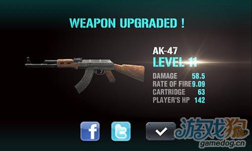 安卓射击游戏:枪火僵尸重装上阵 v1.1.3新版更新5