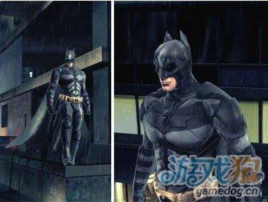 《蝙蝠侠:黑暗骑士崛起》首段游戏视频流出