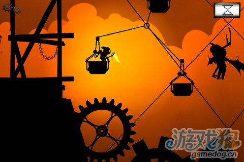 安卓冒险游戏《黑暗生物 Oscura》中文版v2.0更新4