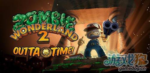 安卓3D僵尸射击类小游戏:僵尸仙境2 v1.4新版评测1
