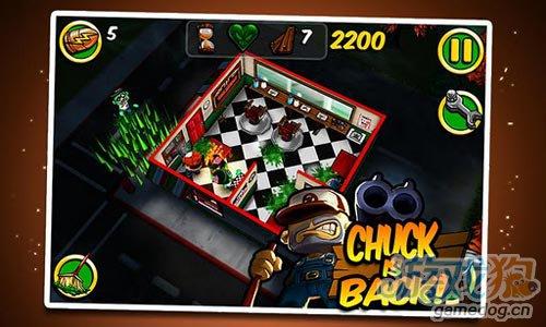安卓3D僵尸射击类小游戏:僵尸仙境2 v1.4新版评测2