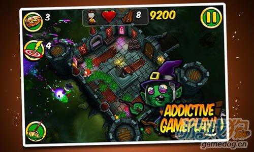 安卓3D僵尸射击类小游戏:僵尸仙境2 v1.4新版评测3