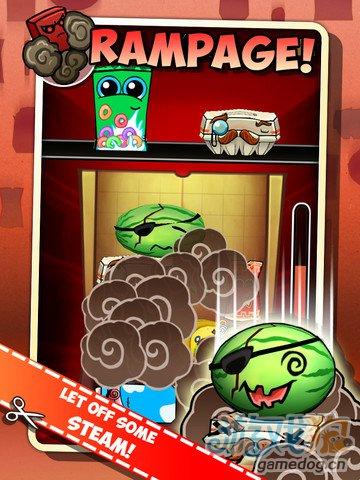 iOS益智休闲游戏:Bag It! HD 俄罗斯方块的进化版4