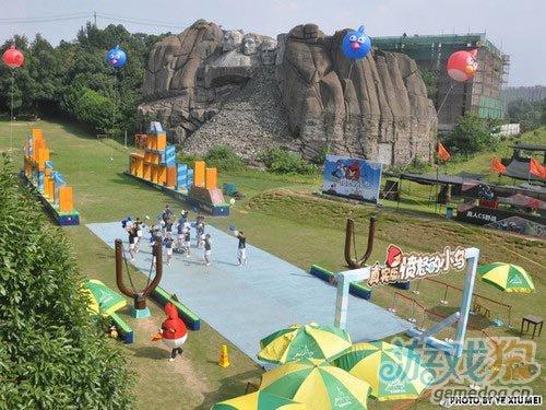 Rovio将在中国建设两家主题商店和更多的主题公园1