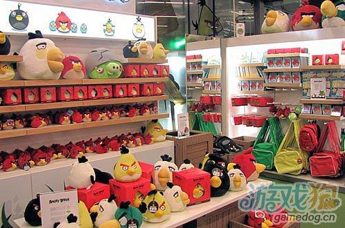 Rovio将在中国建设两家主题商店和更多的主题公园3