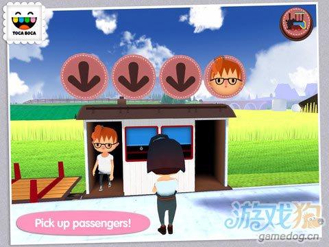 弹奏小火车 Toca Train:专为儿童开发3