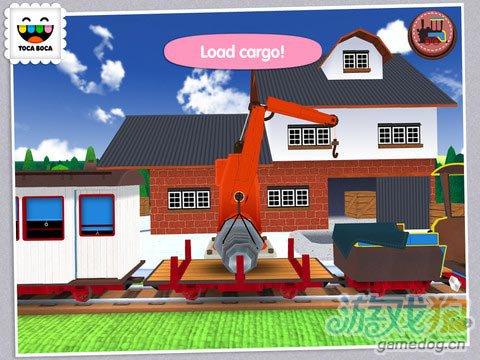 弹奏小火车 Toca Train:专为儿童开发4