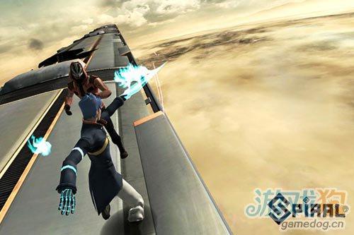 动作探险游戏《Spiral》第一章将于今年年底发布3