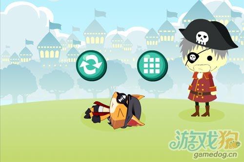 寻宝类冒险闯关游戏《海盗奇兵》iPhone试玩评测7