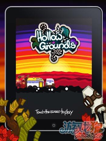 iOS跑酷游戏 地洞穿越Hollow Grounds v1.1.0评测1