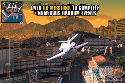 里约热内卢:圣徒之城 iOS版试玩评测4