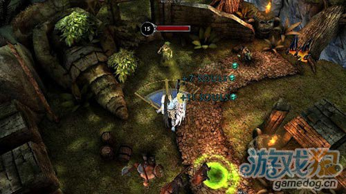 灵魂争霸特别版SoulCraft安卓版评测8